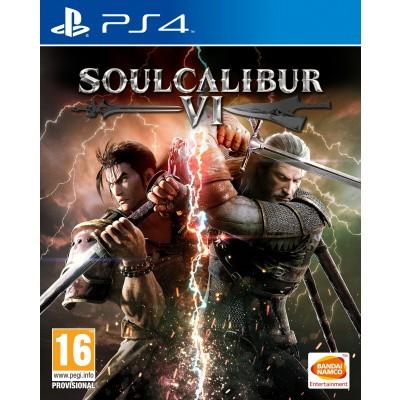 Foto van Soul Calibur VI PS4