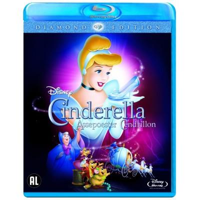 Foto van Cinderella (Assepoester) Diamond Edition BLU-RAY