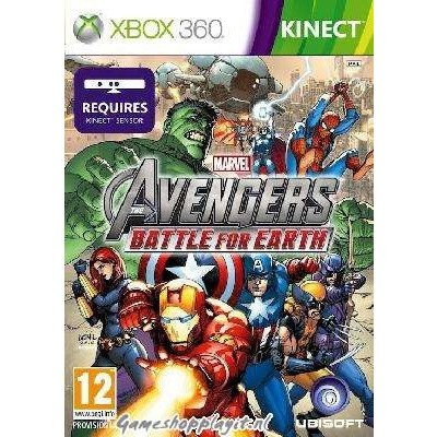 Marvel Avengers, Battle For Earth (Kinect) XBOX 360