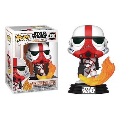 Foto van Pop! Star Wars: The Mandalorian - Incinerator Stormtrooper FUNKO