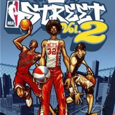 Foto van Nba Street Vol. 2 Nintendo GameCube