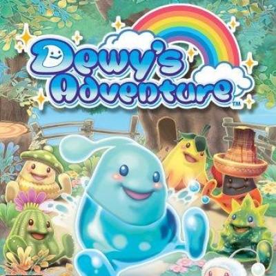 Foto van Dewy's Adventure WII