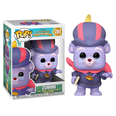 Pop! Disney: Adventures of Gummi Bears - Zummi FUNKO