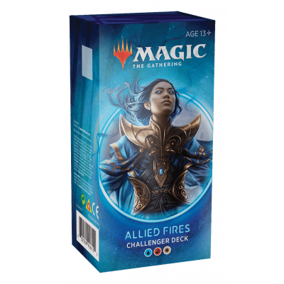Foto van TCG Magic The Gathering Challenger Deck 2020 - Allied Fires MAGIC THE GATHERING