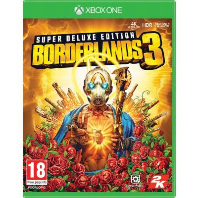 Foto van Borderlands 3 Super Deluxe Edition XBOX ONE