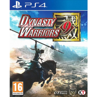 Foto van Dynasty Warriors 9 PS4