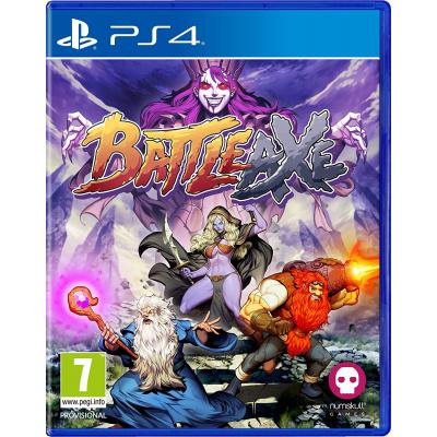 Foto van Battle Axe PS4