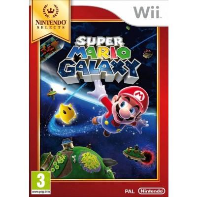 Foto van Super Mario Galaxy (Selects) Wii