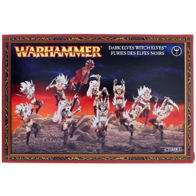 Foto van Daughters Of Khaine Witch Aelves Warhammer Age of Sigmar