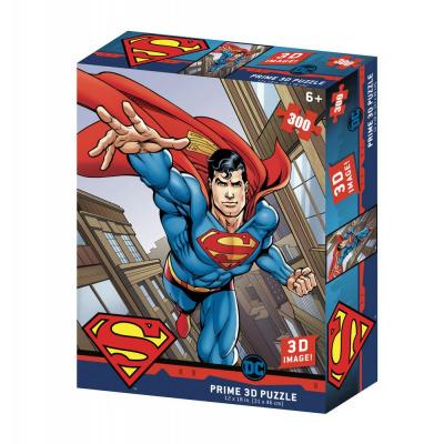 Foto van DC Comics Superman Prime 3D puzzle 300pcs PUZZEL