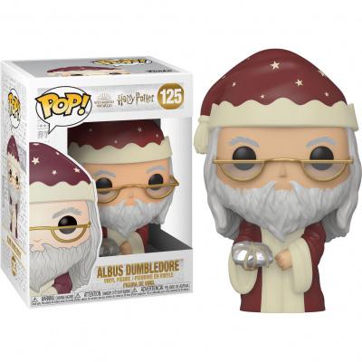 Pop! Harry Potter: Holiday Dumbledore FUNKO