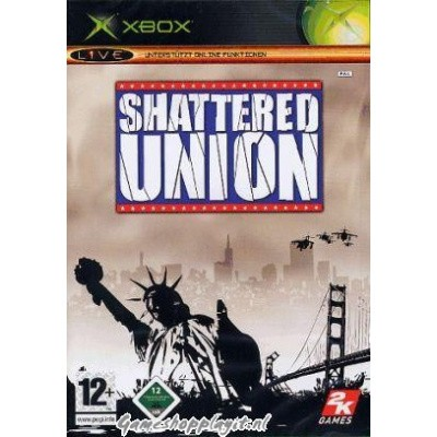 Shattered Union XBOX