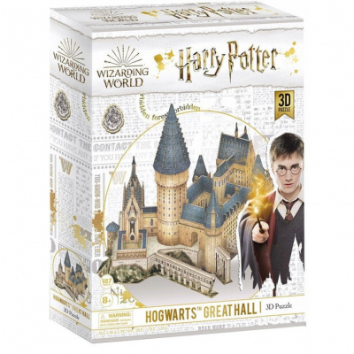 Foto van Wizarding World: Harry Potter - Hogwarts Great Hall 3D Puzzle