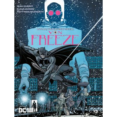 DC: Batman White Knight Special Von Freeze (NL-editie) COMICS