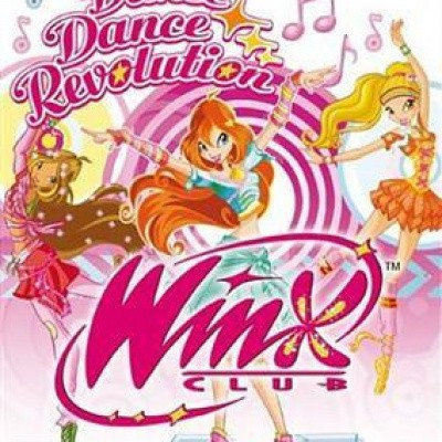 Foto van Dance Dance Revolution Winx Club