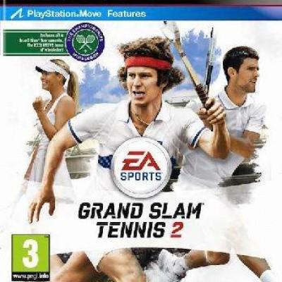 Foto van Grand Slam Tennis 2 PS3