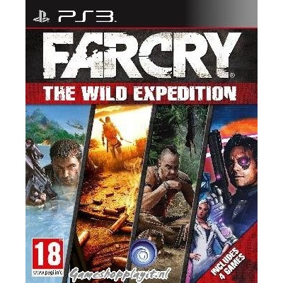 Foto van Far Cry The Wild Expedition Far Cry 2 + 3