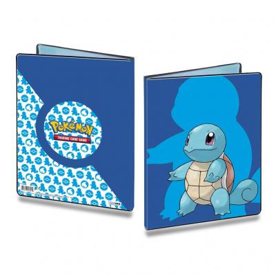 TCG Pokémon Squirtle Portfolio 9-Pocket POKEMON