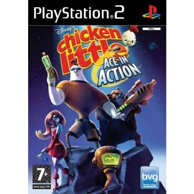 Disney's Chicken Little: Ace In Ac PS2