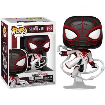Pop! Marvel Spider-Man: Miles Morales - Miles Morales T.R.A.C.K. Suit FUNKO
