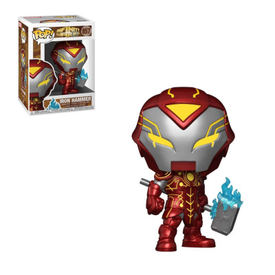 Pop! Marvel: Infinity Warps - Iron Hammer FUNKO