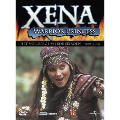 Foto van Xena Warrior Princess - Seizoen 4 DVD MOVIE