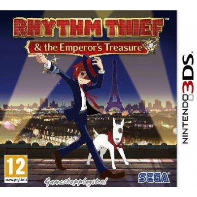Foto van Rhythm Thief 3DS