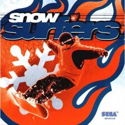Foto van Snow Surfers SEGA DREAMCAST