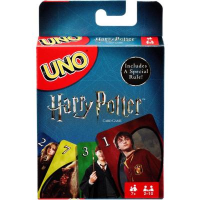 UNO Harry Potter BORDSPELLEN