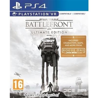 Star Wars Battlefront Ultimate Edit PS4