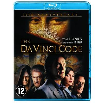 Foto van The Da Vinci Code BLU-RAY MOVIE
