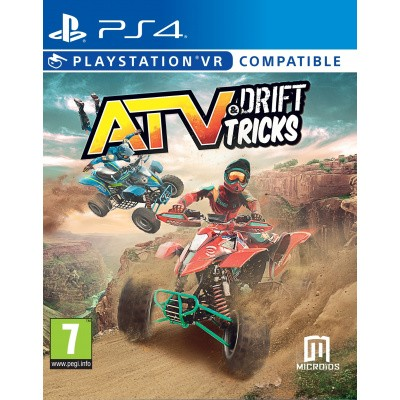 Foto van ATV Drift + Tricks VR Compatible PS4