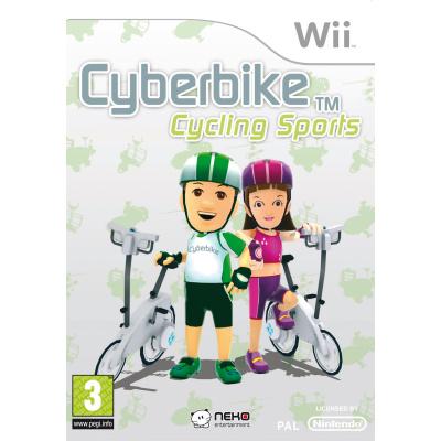 Foto van Cyberbike Cycling Sports WII