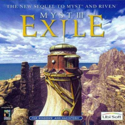 Foto van Myst III Exile PC