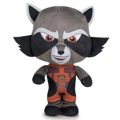 Marvel Guardians of the Galaxy - Rocket Pluche 30cm PLUCHES