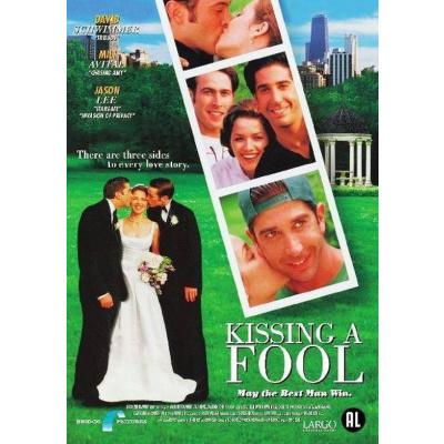 Foto van Kissing A Fool DVD MOVIE