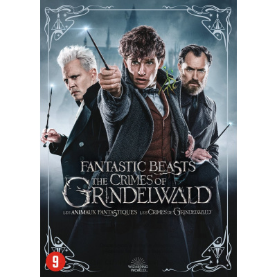 Foto van Fantastic Beasts 2 The Crimes Of Grindelwald DVD