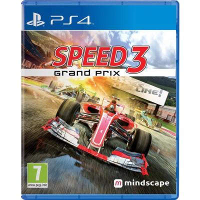 Foto van Speed 3: Grand Prix PS4