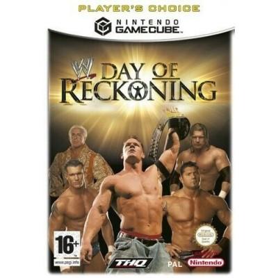 Day Of Reckoning Nintendo GameCube