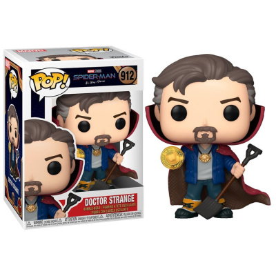 Pop! Marvel: Spider-Man No Way Home - Doctor Strange FUNKO