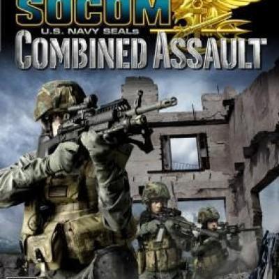 Socom U.S. Navy Seals Combined Assault PS2