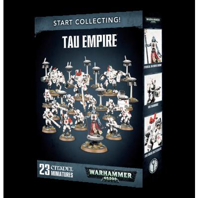 Start Collecting! T'au Empire WARHAMMER 40K