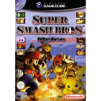 Foto van Super Smash Bros. Melee NGC