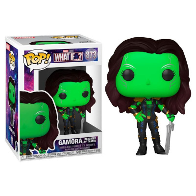Pop! Marvel: What If - Gamora FUNKO