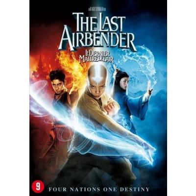 Foto van The Last Airbender (BD+DVD) BLU-RAY MOVIE