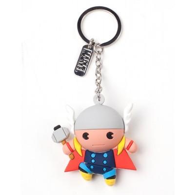 Foto van Marvel - Thor Character 3D Rubber Keychain