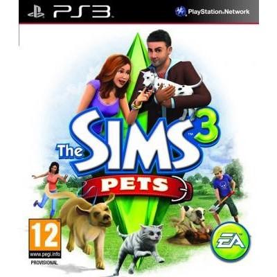 De Sims 3 Beestenbende PS3