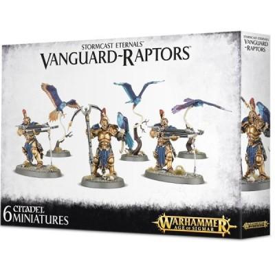 Foto van Stormcast Eternals Vanguard-Raptors WARHAMMER AOS