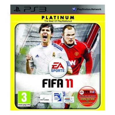 Foto van Fifa 11 (Platinum) PS3