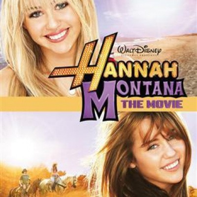 Hannah Montana The Movie WII